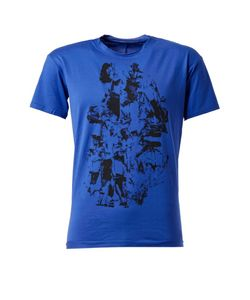 L'ECLAIREUR | Abstract Print T-Shirt