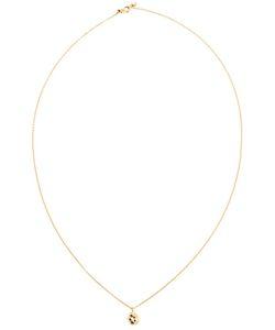 NATASHA COLLIS | 18kt And Diamond Nugget Necklace