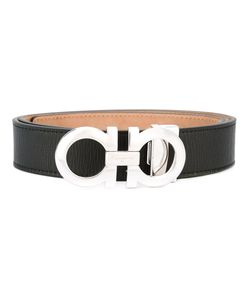 Salvatore Ferragamo | Double Gancini Buckle Belt