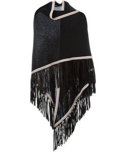 ANTONIA ZANDER | Fringed Shawl