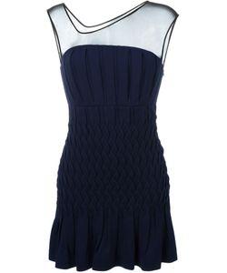 Jay Ahr | Платье С Прозрачной Панелью