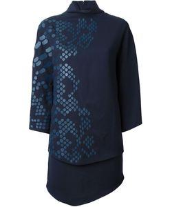 Jay Ahr | Декорированное Платье-Накидка