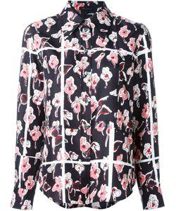 Marc Jacobs | Рубашка С Цветочным Принтом