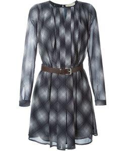 Michael Michael Kors | Платье С Геометрическим Принтом И Поясом