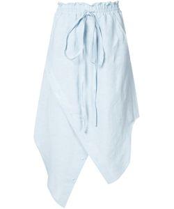 KO STUDIO | Asymmetric Midi Skirt