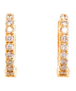 ROSA DE LA CRUZ | 18kt And Diamond Earrings
