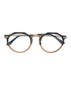 Matsuda | Round Frame Glasses Acetate/Metal