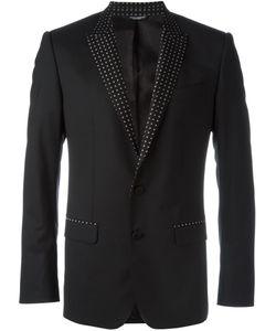 Dolce & Gabbana | Пиджак С Контрастными Лацканами