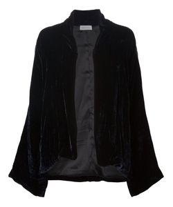 BEAU SOUCI | A-Line Velvet Jacket