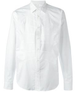Alexander McQueen | Рубашка С Простроченной Отделкой