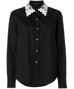Marc Jacobs | Рубашка С Вышивкой На Воротнике