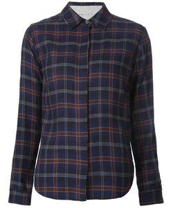 BEAU SOUCI | Classic Plaid Shirt