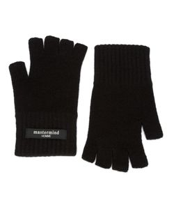 MASTERMIND JAPAN | Fingerless Logo Gloves