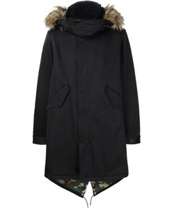 MASTERMIND JAPAN | Artificial Fur Trimmed Parka