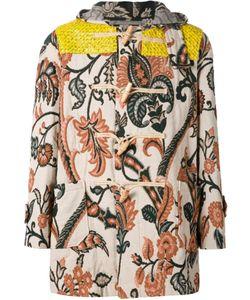 Vivienne Westwood Gold Label | Пальто-Дафлкот С Жаккардовым Узором