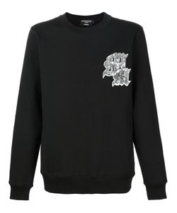 MASTERMIND JAPAN | Sequin Patch Sweatshirt