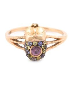 DANIELA VILLEGAS | Khepri Sapphire Ring
