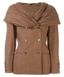 CLAUDE MONTANA VINTAGE | Двубортная Куртка