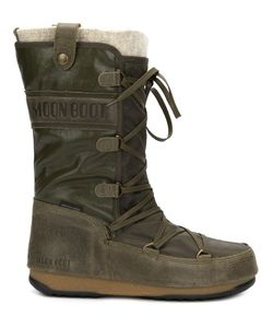 Moon Boot | Ботинки На Шнуровке