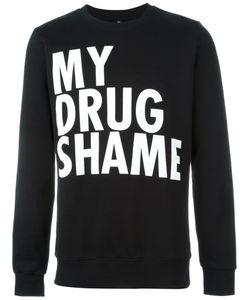 HOUSE OF VOLTAIRE | Толстовка Jeremy Deller My Drug Shame
