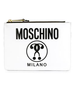 Moschino | Клатч С Принтом