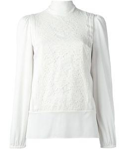 Dolce & Gabbana | Блузка С Цветочным Узором