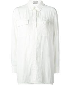 Lanvin | Рубашка Свободного Кроя