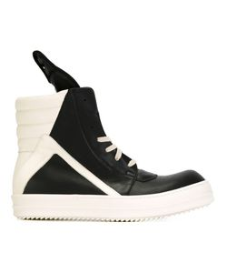 Rick Owens | Geo Basket Hi-Top Sneakers