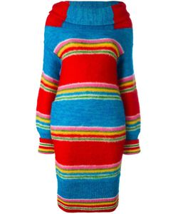 KANSAI YAMAMOTO VINTAGE | Вязаное Платье