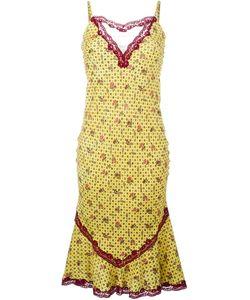 JOHN GALLIANO VINTAGE | Платье На Бретельках