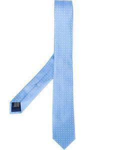 FASHION CLINIC   Woven Polka Dot Tie
