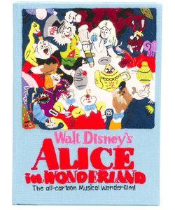 Olympia Le-Tan | Клатч Alice In Wonderland