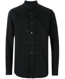 HL HEDDIE LOVU | Рубашка С Плиссировкой