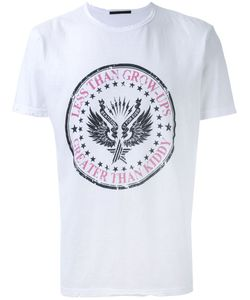 HL HEDDIE LOVU | Slogan Print T-Shirt