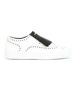 Robert Clergerie   Trainer-Style Brogues With Tassel Size 40