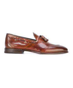 HENDERSON BARACCO | Slip-On Tassel Loafers 42 Leather