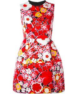 Victoria, Victoria Beckham | Платье А-Силуэта С Цветочным Принтом