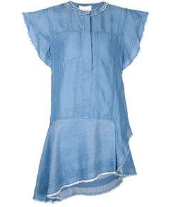 3.1 Phillip Lim | Асимметричное Платье Из Шамбре