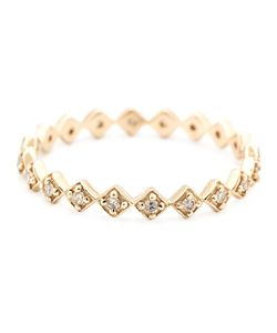 MATHILDE DANGLADE | Rhombus Diamond Band Ring