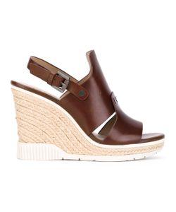 Calvin Klein | Cog Wedge Sandals