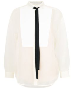 Red Valentino | Embroidered Blouse