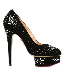 Charlotte Olympia | Туфли Bejewelled Dolly
