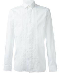 Lanvin | Рубашка С Плиссировкой