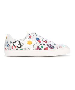 Anya Hindmarch | Patch Lace-Up Sneakers