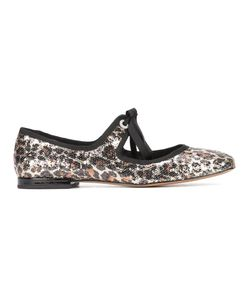 Marc Jacobs | Lisa Mary Jane Ballerina Flats 38.5