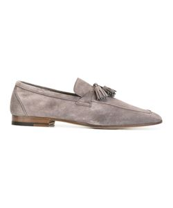 Fratelli Rossetti | Tassel Loafers 9 Suede/Leather