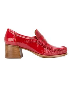 LATHBRIDGE BY PATRICK COX | Stacked Heel Loafers