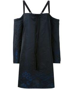 ASSIN | Платье С Приспущенными Плечами