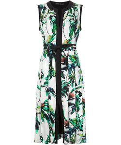 Proenza Schouler | Плиссированное Платье Шифт