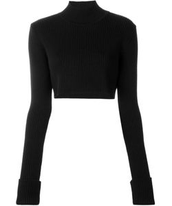 Carin Wester | Fleur Cropped Sweater